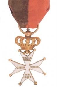 Medalla conmemoratiova de la Batalla de Talavera