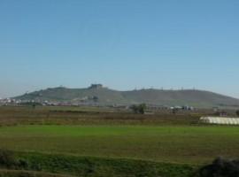 Vista del cerro del Tío Calderico