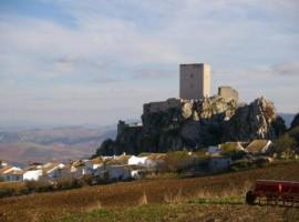 Castillo de Cañete la Real. Foto: Exmo. Ayuntamiento Cañete la Real