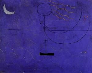Joan Miró, La Bañista, 1925