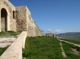 Murallas Fortaleza de Moya