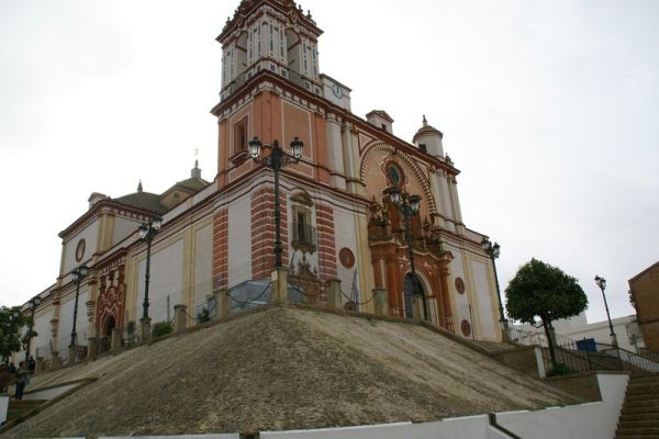 Iglesia de San Juan Bautita en Las Cabezas de San Juan, Cádiz