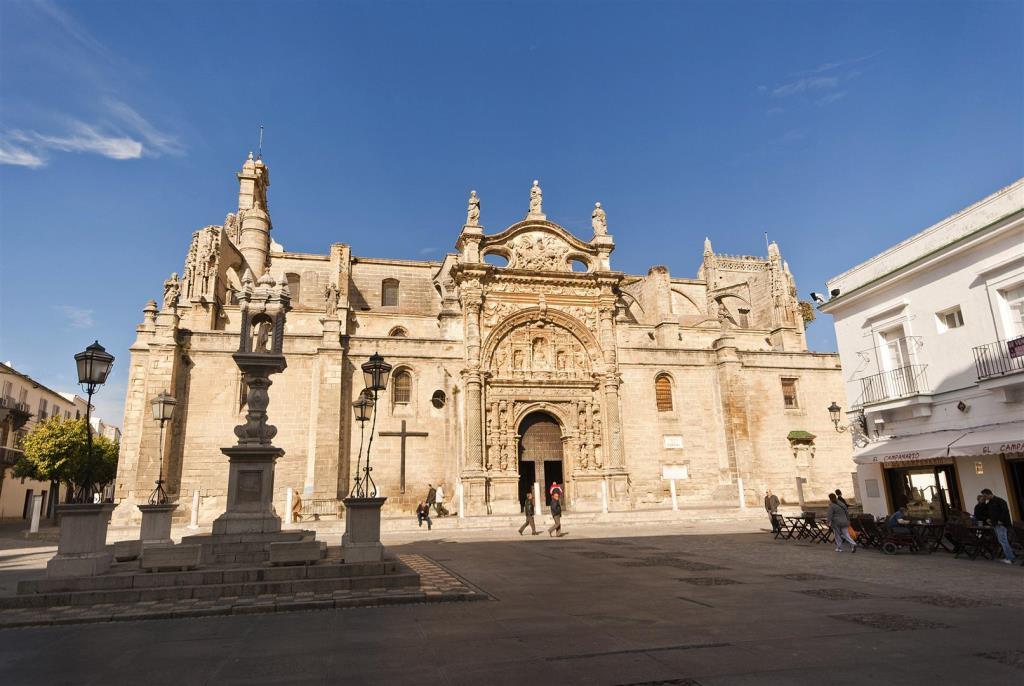Igresia Mayor Prioral de El Puerto Santa María, Cádiz. Foto: Manuel de la Vega López