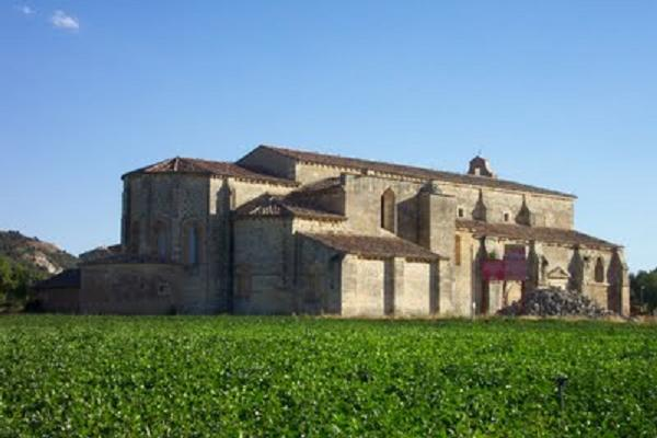 Monasterio de Santa María. Palazuelo