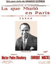 Orquesta: La que murió en París