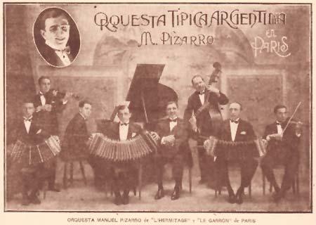 Orquesta Manuel Pizarro