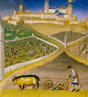 Economía feudal