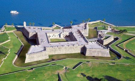 Castillo de San Marcos de la Florida