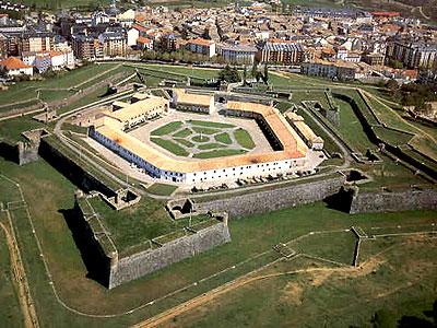 Castillo de Pamplona