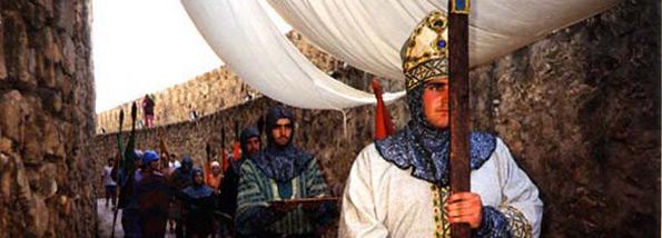 Fiestas medievales de Conuegra