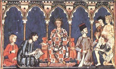 Vasallaje, estampa del libro de juegaslfonxand