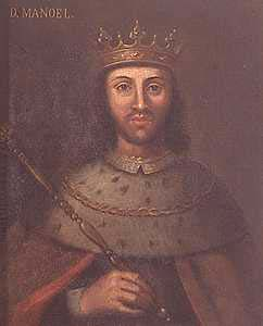 Manuel I el Afortunado, Rey de Portugal (1469-1521)