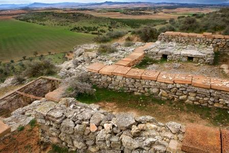 Ruinas en Amarejo