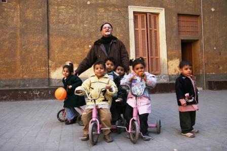 Gente del barrio  Musky en el Cairo