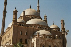 Mezquita de Alab, el Cairo