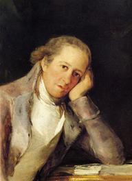 Gaspar Melchor de Jovellanos,  (Gijón, 5 de enero de 1744 – Puerto de Vega, Navia, 27 de noviembre de 1811), fue un escritor, jurista y político ilustrado español.