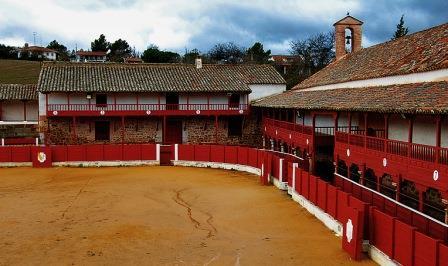 Plaza de Toros de Santa Cruz de Mudela, Ciudad Real. Cnsiderada como la más antigua de España