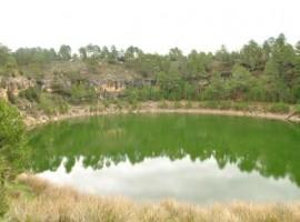 Laguna del Tejo. Foto: Carlos Morcillo