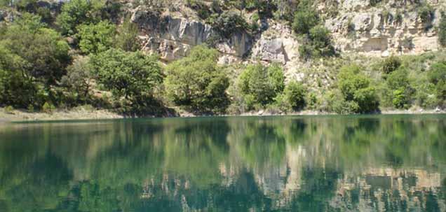 Laguna de la Parra