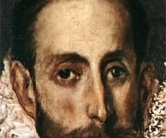 Autoretrato de El Greco