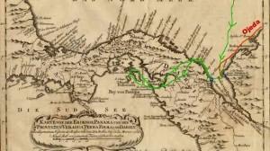 Ruta de Vasco Núñez de Balboa