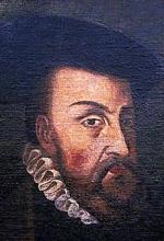Andrés Hurtado de Mendoza.  II Marqués de Cañete (n. Cuenca, 1510 - m. Lima, 14 de septiembre de 1560) fue un militar y político español que llegó a ser el III Virrey del Perú, entre 1556 y 1560. Su gobierno marcó la culminación del período de guerras civiles, caracterizado por continuas revueltas y modificaciones en el escenario del poder. Pacificó el Virreinato, impuso el respeto a la autoridad y fomentó la colonización.