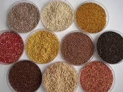 los colores de la quinoa