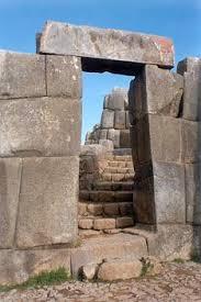 Las puertas de Sacsayhuamán