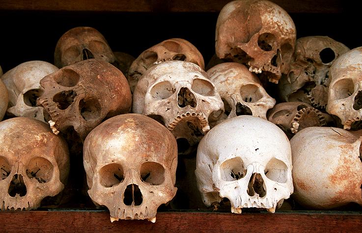 FOTOCD50/EL HOLOCAUSTO CAMBOYANO