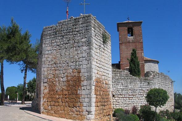 Castillo de Santorcaz, cárcel de Antonio Pérez