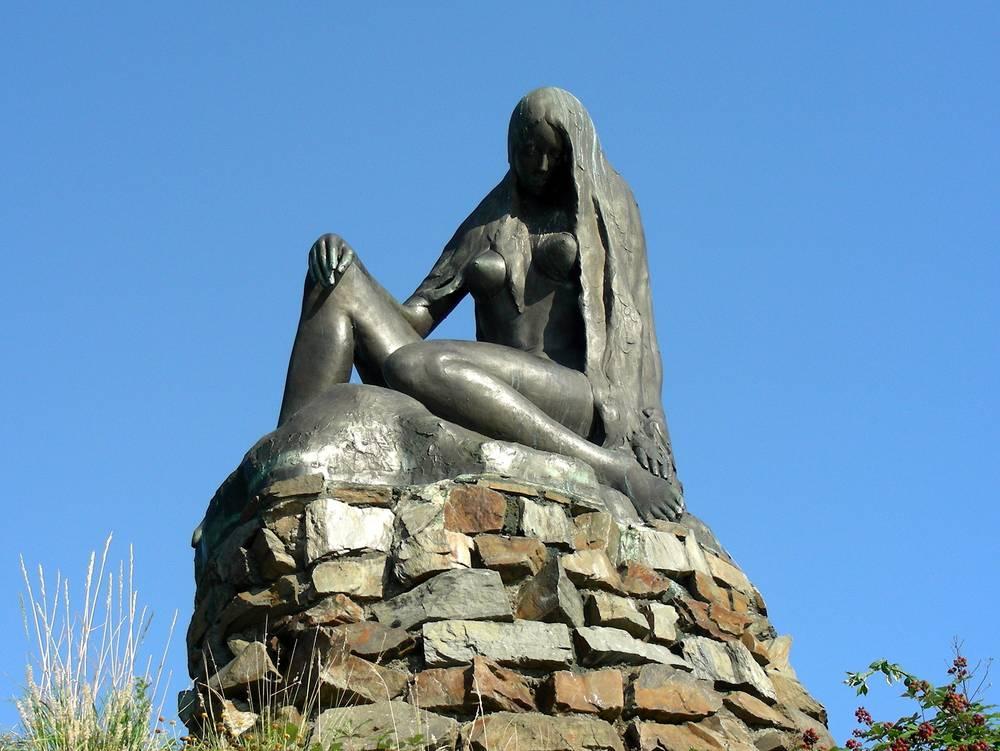 Monumento a la sirena Loreley