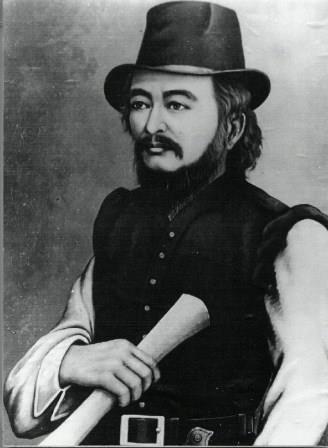 William Adams era un piloto de Inglés y el primer británico en llegar a Japón.
