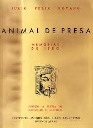 Libro de Julio Félix Royano,