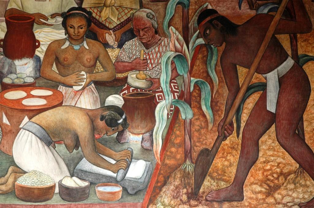 El Mural de Diego de Rivera