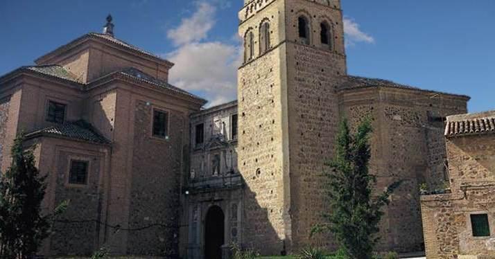 Iglesia de Santo Tomé, Toledo.