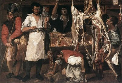 renacentista-Carracci-Butchers_shop