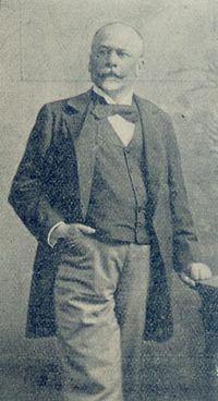 Fernando Juan Santiago Francisco María Piria de Grossi (Montevideo, 21 de agosto de 1847 - 11 de diciembre de 1933)