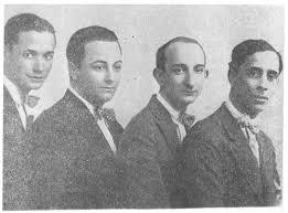 De-izquierda-a-derecha-Cátulo-Castillo-Homero-Manzi-Sebastián-Piana-y-Pedro-Maffia