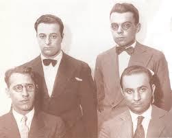 Homero-Manzi-junto-a-José-C.-Barro-Luis-Dellepiane-y-Antonio-Martin-copia