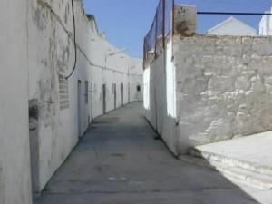 Calles de Alhucemas