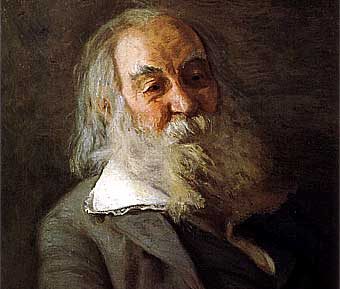 Walt Whitman Retrato de Eakins, 1887