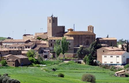 Castiliscar alcazaba 1