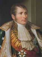 Eugène Rose de Beauharnais ( 1781—1824) fue el primogénito del matrimonio entre Josefina y de Alejandro, vizconde de Beauharnais. Pintura al óleo de François Gérad.
