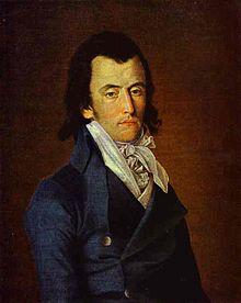Alexandre François Marie, vizconde de Beauharnais.  Aristócrata, militar y político francés,  primer esposo de Josefina de Beauharnais.