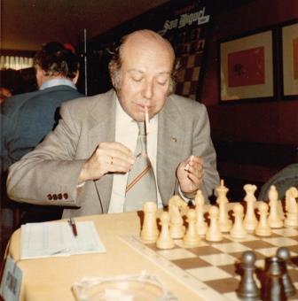 Pomar en 1984
