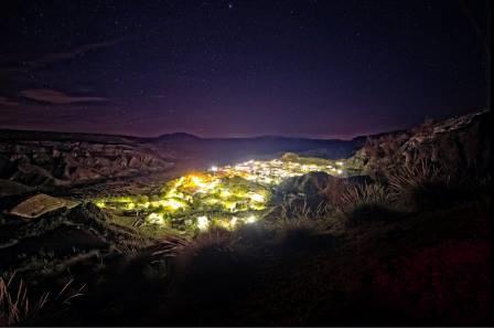 Gorafe nocturno